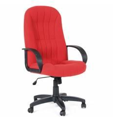 Кресло CHAIRMAN 685/12-266 для руководителя, ткань, цвет красный