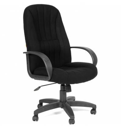 Кресло CHAIRMAN 685/10-356 для руководителя, ткань, цвет черный