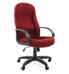 Кресло CHAIRMAN 685/10-361 для руководителя, ткань, цвет бордовый