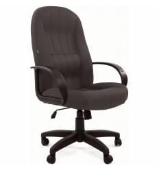 Кресло CHAIRMAN 685/TW-12 для руководителя, ткань, цвет серый
