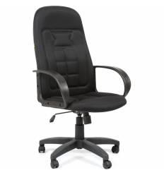 Кресло CHAIRMAN 727/TW-11 для руководителя, ткань, цвет черный