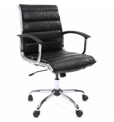 Кресло CHAIRMAN 760M/black для руководителя, экокожа, цвет черный