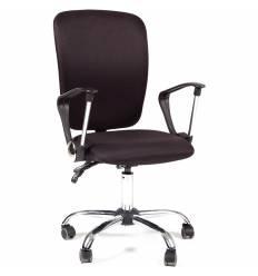 Кресло CHAIRMAN 9801 Chrom/15-21 для оператора, ткань, цвет черный