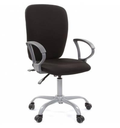 Кресло CHAIRMAN 9801/JP15-2 для оператора, ткань, цвет черный