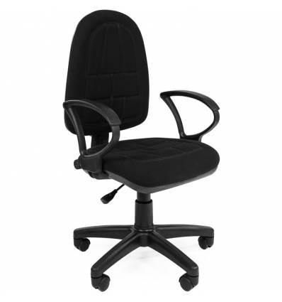 Кресло CHAIRMAN PRESTIGE ERGO/15-21 для оператора, ткань, цвет черный