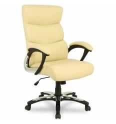 Кресло College H-8846L-1/BEIGE для руководителя, цвет бежевый