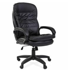 Кресло CHAIRMAN 795 LT/black для руководителя, экокожа, цвет черный