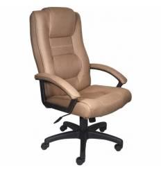 Кресло Бюрократ T-9906AXSN/F9 для руководителя, цвет песочный