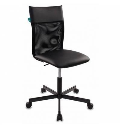 Кресло Бюрократ CH-1399/BLACK для оператора, цвет черный