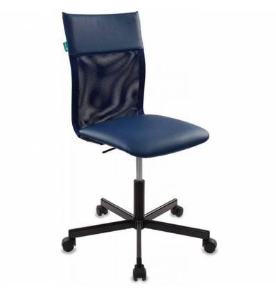 Кресло Бюрократ CH-1399/BLUE для оператора, цвет синий