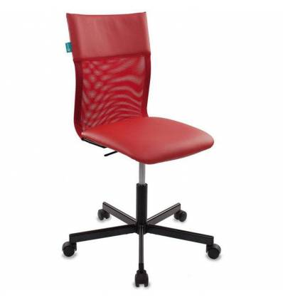 Кресло Бюрократ CH-1399/RED для оператора, цвет красный