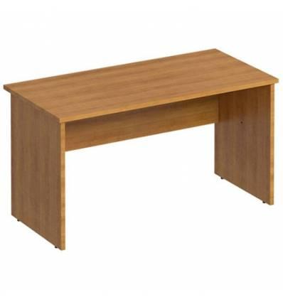 Стол офисный СТОРОСС Формула ФР-102-ОН для персонала, 140*67*75, цвет орех натуральный