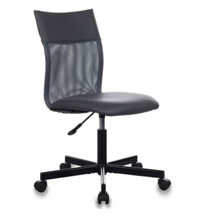 Кресло Бюрократ CH-1399/GREY для оператора, цвет серый
