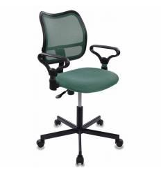 Кресло Бюрократ CH-799M/GR/TW-30 для оператора, цвет зеленый