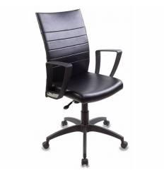 Кресло Бюрократ CH-400/BLACK для руководителя, цвет черный