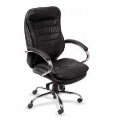 Кресло Бюрократ T-9950AXSN/BLACK для руководителя, цвет черный