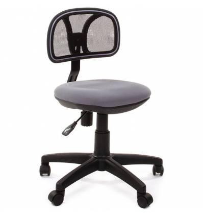 Кресло CHAIRMAN 250/GREY для оператора, цвет черный/серый