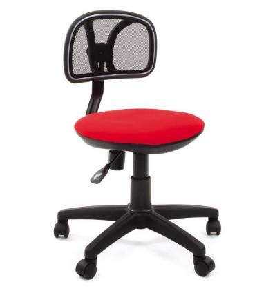 Кресло CHAIRMAN 250/RED для оператора, цвет черный/красный