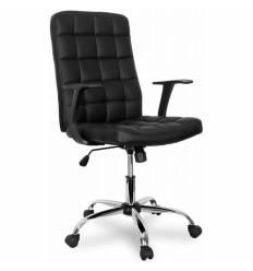 Кресло College BX-3619/Black для руководителя, цвет черный
