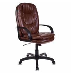 Кресло Бюрократ CH-1868/NUT для руководителя, цвет коричневый