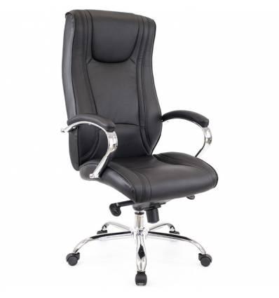 Кресло EVERPROF ARGO PU Black для руководителя, экокожа, цвет черный