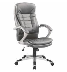 Кресло Good-Kresla Robert Gray для руководителя, цвет серый