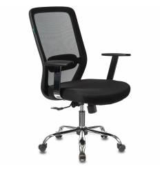 Кресло Бюрократ CH-899SL/B/TW-11 для оператора, сетка/ткань, цвет черный