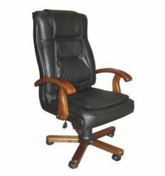 Кресло Стиль Балатон дерево для руководителя