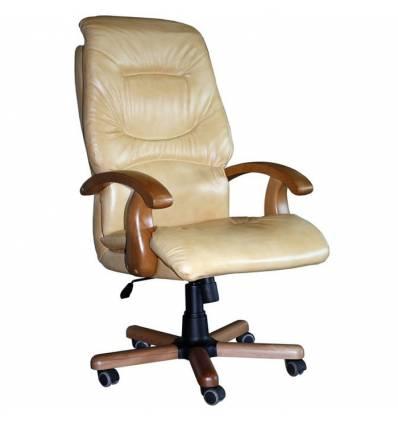 Кресло Стиль Блюз дерево для руководителя