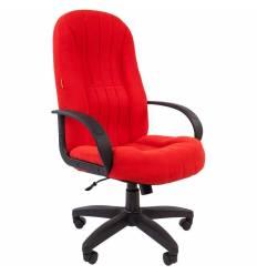 Кресло CHAIRMAN 685 SL/Red для руководителя, ткань, цвет красный