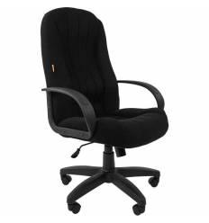 Кресло CHAIRMAN 685 SL/Black для руководителя, ткань, цвет черный