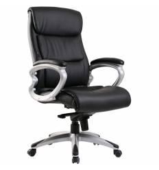 Кресло Good-Kresla Ronald Black для руководителя, цвет черный