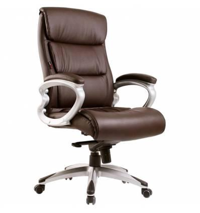 Кресло Good-Kresla Ronald Choco для руководителя, цвет коричневый