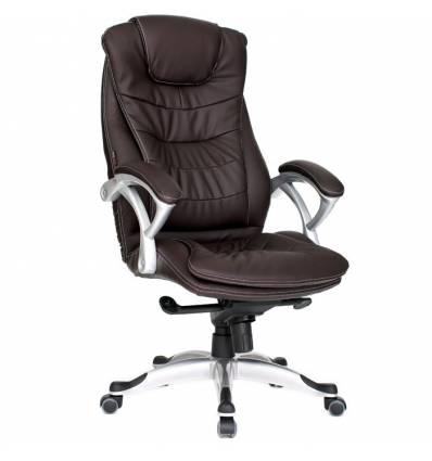 Кресло Good-Kresla Patrick Choco для руководителя, цвет коричневый