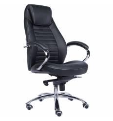 Кресло EVERPROF Era PU Black для руководителя, экокожа, цвет черный