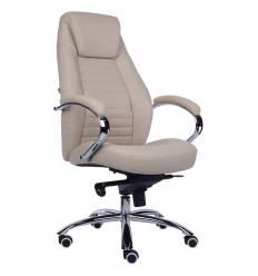 Кресло EVERPROF Era PU Beige для руководителя, экокожа, цвет бежевый