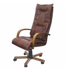 Кресло Стиль Вега дерево для руководителя