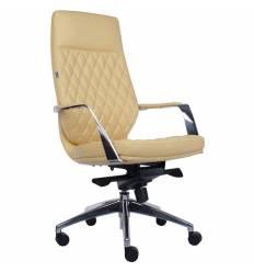 Кресло EVERPROF Roma PU Limon для руководителя, экокожа, цвет бежевый
