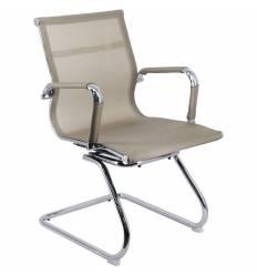 Кресло EVERPROF OPERA CF Mesh Gold для посетителя, сетка, цвет золотой