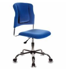 Кресло Бюрократ CH-322SXN/INDIGO для оператора, ткань, цвет синий