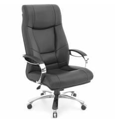 Кресло Officio Мастер МС-01 для руководителя, экокожа, цвет черный