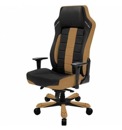 Кресло DXRacer OH/CE120/NC Classic Series, компьютерное, цвет черный/коричневый