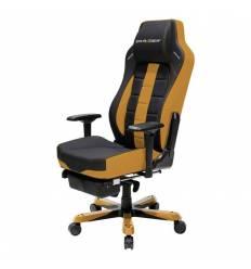 Кресло DXRacer OH/CS120/NC/FT Classic Series, компьютерное, цвет черный/коричневый
