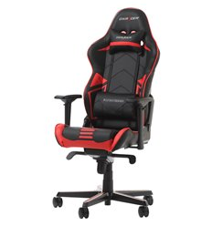 Кресло DXRacer OH/RV131/NR Racing Series, компьютерное, цвет черный/красный