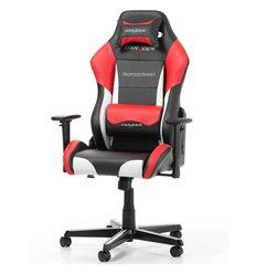 Кресло DXRacer OH/DM61/NWR Drifting Series, компьютерное, экокожа, цвет черный/белый/красный