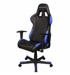 Кресло DXRacer OH/FD99/NB Formula Series, компьютерное, экокожа, цвет черный/синий