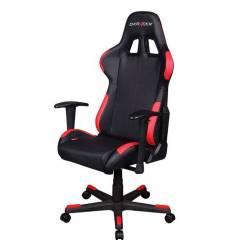 Кресло DXRacer OH/FD99/NR Formula Series, компьютерное, экокожа, цвет черный/красный