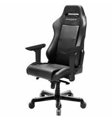 Кресло DXRacer OH/IS03/N Iron Series, компьютерное, экокожа, цвет черный