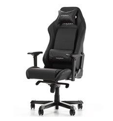 Кресло DXRacer OH/IS11/N Iron Series, компьютерное, экокожа, цвет черный