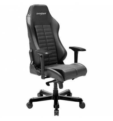 Кресло DXRacer OH/IS188/N Iron Series, компьютерное, натуральная кожа, цвет черный